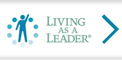 Living as a Leader Logo